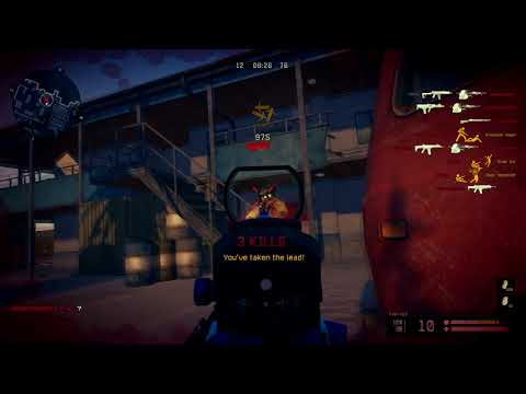 Warface - Blood in The Water by Reme