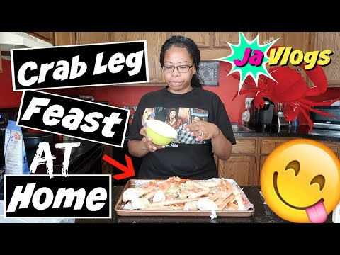 crab-leg-feast-at-home- -family-vlogs- -javlogs