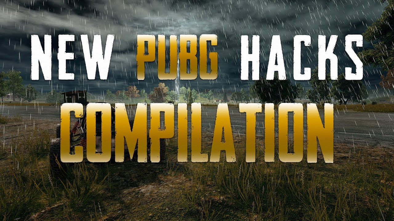 New PUBG Hacks 1-27-18 Compilation