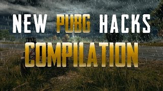 New PUBG Hacks 1-27-18 Compilation
