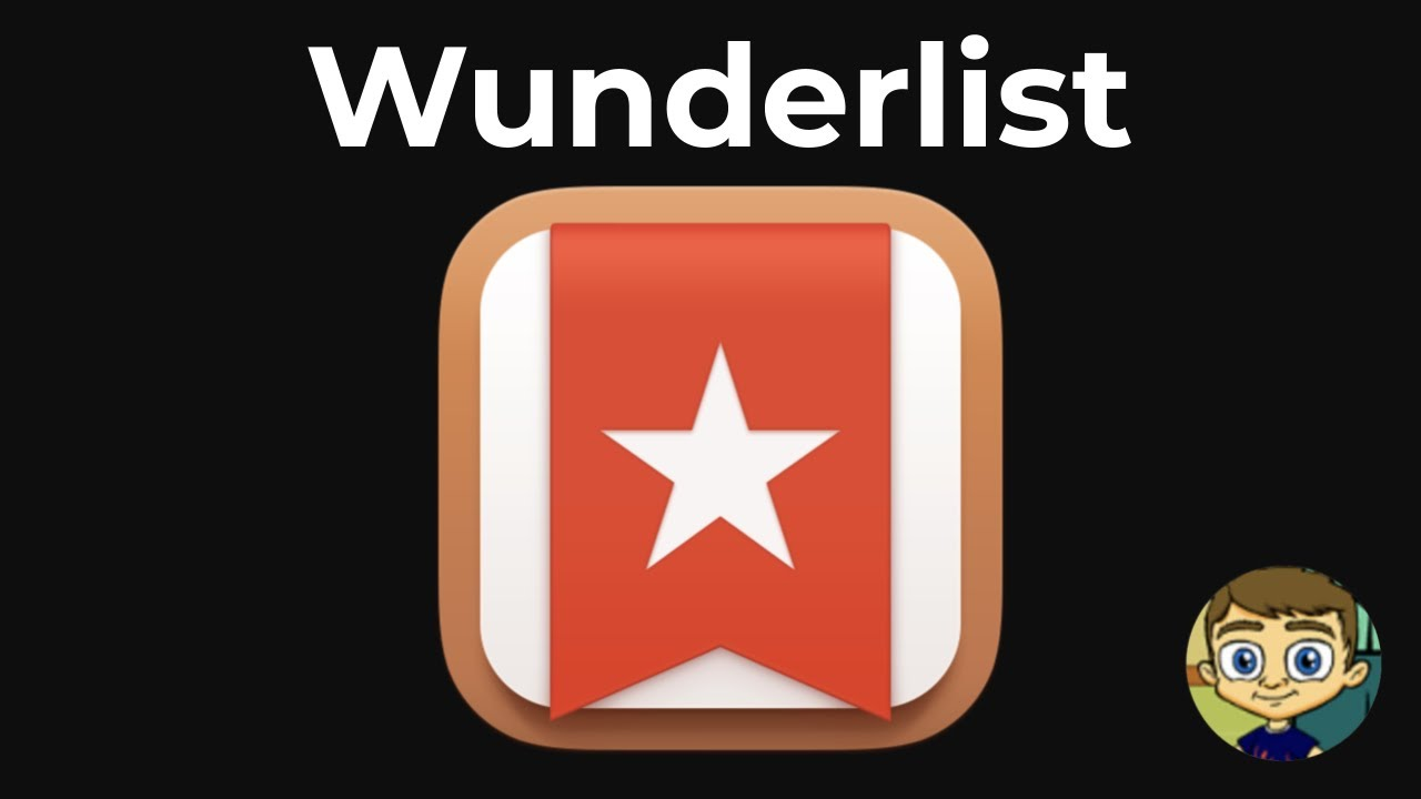 Wunderlist for Project Management and Task Management - 2019 Tutorial
