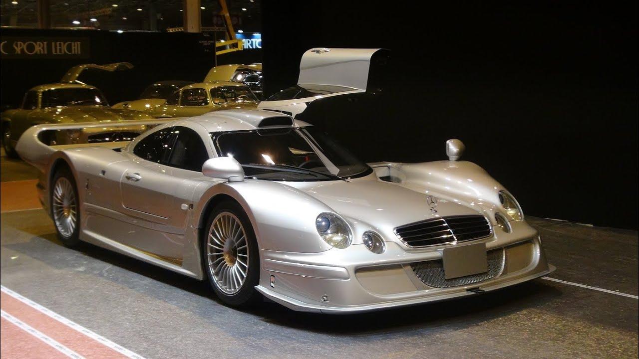 Mercedes-Benz CLK LM ( UNIQUE ) - YouTube