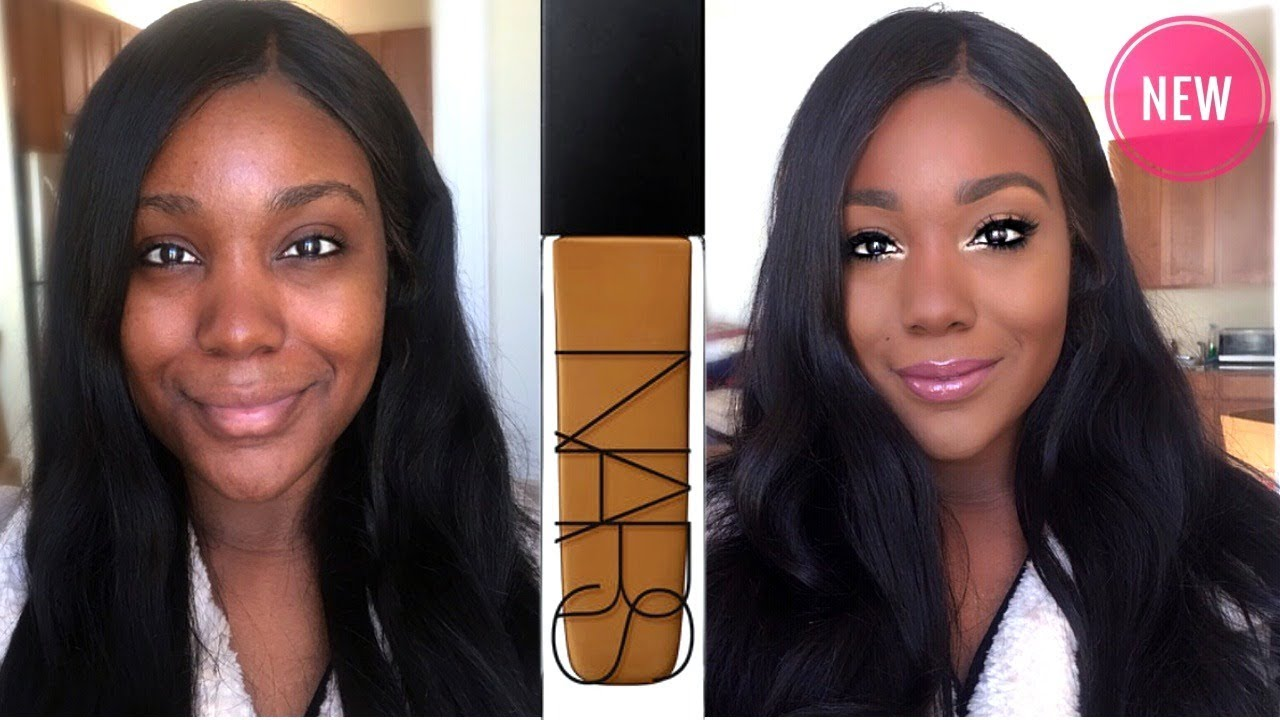 Oily Skin Nars Foundation Review Natural Radiant Longwear