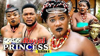 Royal Princess Season 4 - Mercy Johnson 2018 Latest Nigerian Nollywood Movie Full HD
