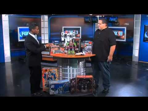Slagacon interview on Fox 19 in Cincinnati (aired on 10/25/13)