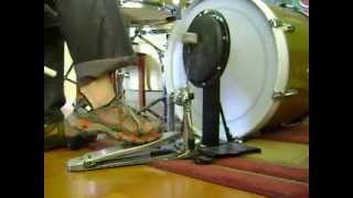 Jojo Mayer Bass Drum Technique