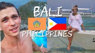 Travel Philippines vs Bali, Indonesia ? / BEST TRAVEL DESTINATION 2018 ?