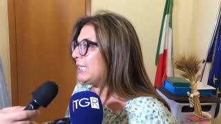 Lalla Mancini sull' inaugurazione dell' Hospice a Minervino Murge