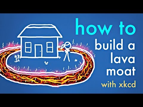 How to Build a Lava Moat