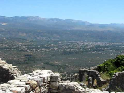 Mystras, Sparta -Laconia, Peloponés, Greece