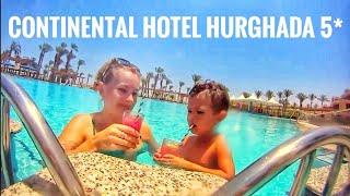 Отдых на 5 в отеле CONTINENTAL HOTEL HURGHADA 5 Египет 2020