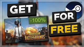 How To Get PUBG For FREE