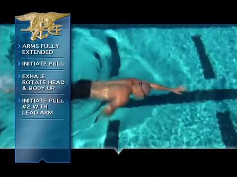 NSW TRAINING: Combat Sidestroke - In-depth Instruction
