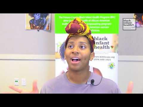 Black Infant Health, Fresno:  Destiny Parchment's Story Part 3-wk13