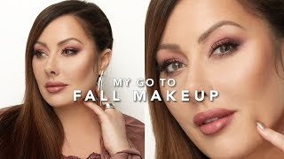 My Fall Go To Look | Makeup Geek