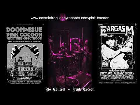 PINK COCOON PROMO VIDEO // UPCOMING LOCAL GIGS