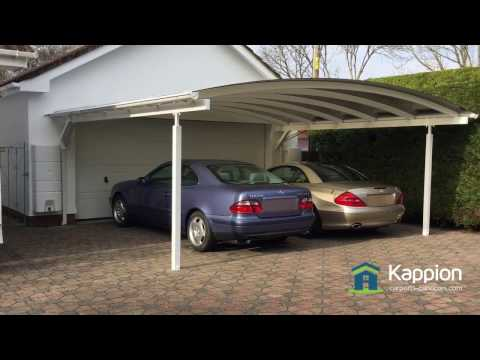The Ultimate 2 Carport Canopy
