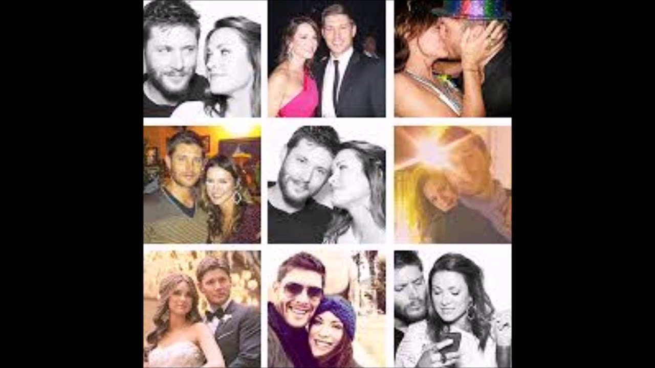 Jensen Ackles and Danneel Harris : A Love History ...