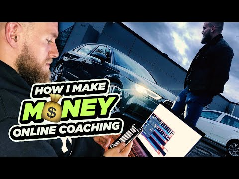 How I Make Over £4,000 A Month From Online Personal Training | Starting A Online Business