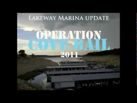 Lakeway Marina Shows How to Move a DOCK