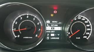 Mitsubishi ASX TPMS reset