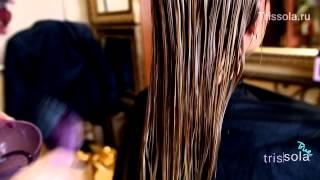 Кератиновое выпрямление волос Trissola(Кератиновое выпрямления волос на эффективном составе тм Trissola. Профессионалы находятся по этому адресу:..., 2015-07-30T12:17:07.000Z)