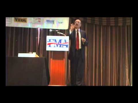 Federal Managers Association 2011 Convention- Wade Hannum (General Services Administration)