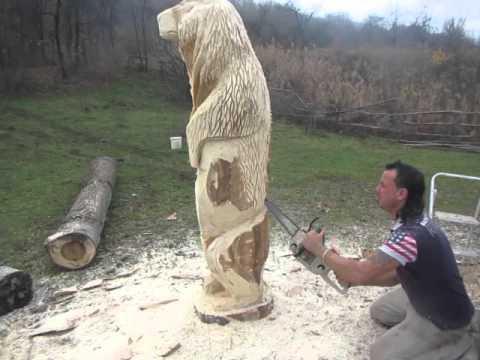sculptura cu brujba