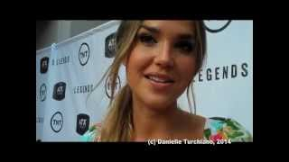 Arielle Kebbel previews 'The After'