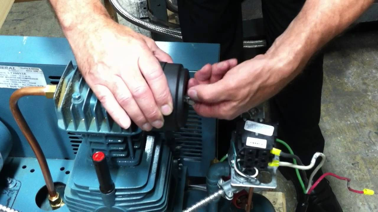 General Air Products Air Compressor Troubleshooting Air