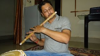Lambi Judai from Hero recreated  on Flute by Prashant