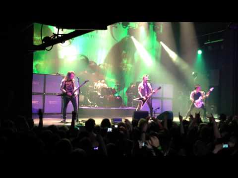 Truth hurts, Bullet for my Valentine, Live in Amsterdam