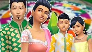 The Sims 4 - NOVA ATUALIZAÇÃO ✨ DIWALI - FESTIVAL DAS LUZES ✨