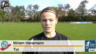 B-Juniorinnen VfL Sindelfingen Miriam Hanemann