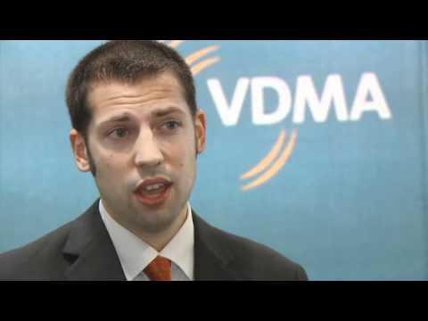 solarpeq 2010: Bereich Photovoltaik-Produktionsmittel im VDMA