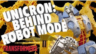 Unicron Robot Mode Feature   Transformers HASLAB