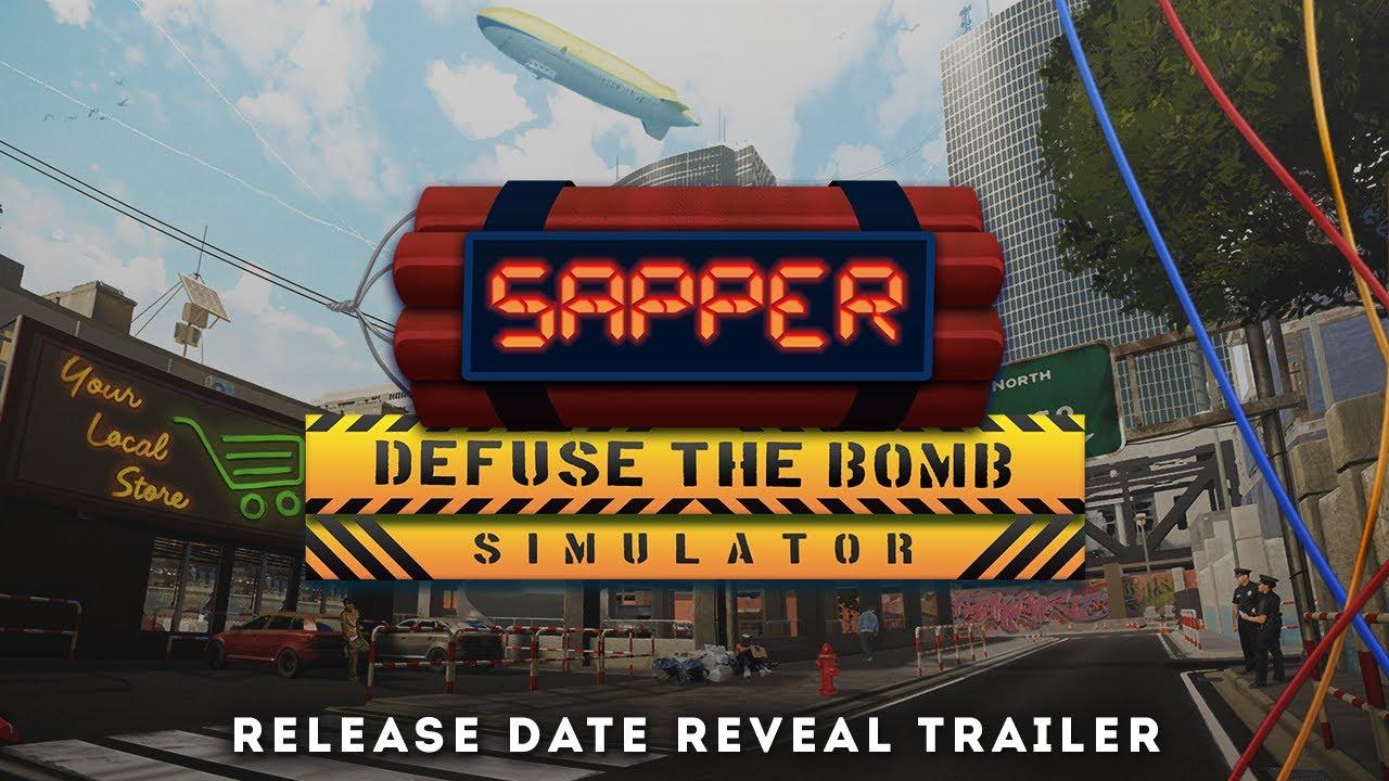 Sapper - Defuse the Bomb Simulator | Coming Soon