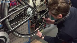 Elektrische fiets: wat te doen bij een platte band? thumbnail