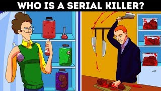 18 Crime Riddles That CHALLENGE AND IMPROVE Your BRAIN!