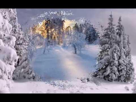 Зимняя сказка анимационная картинки гифки Новогодние и