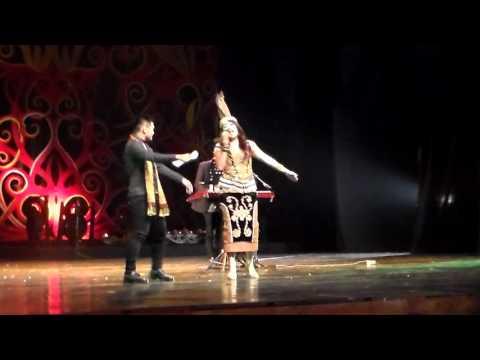 Lagu Binua Garantuk'ng-- Lagu Dayak Kalimantan
