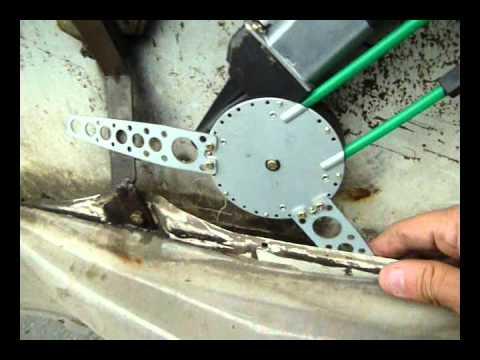 Circuito Levanta Vidrios Electricos : Manual sistema electrico vidrios youtube