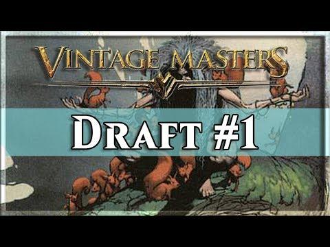 (Magic Online) Vintage Masters Draft #1 - 12/5/19