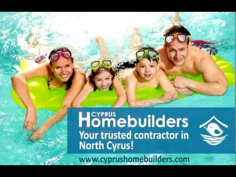 Bespoke Swimming Pool Construction in North Cyprus