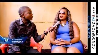 La fille a grosse caisse de Kinshasa qui est dans les clips de Koffi Olomide, Werrason et Papa Wemba