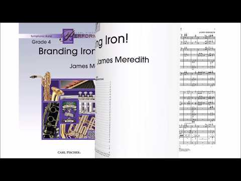 Branding Iron! (SPS72) by James Meredith