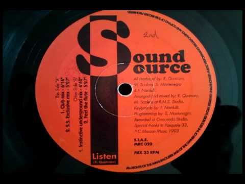 Sound Source - Feel the Flute