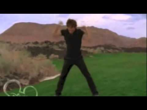 Let it go sung by Zac Efron