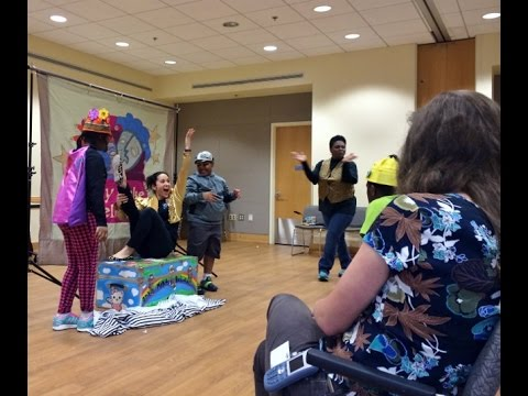 Only Make Believe at HSC Pediatric Center on My Fox DC