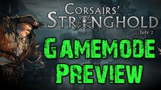 Tera Rising - Corsairs' Stronghold Preview